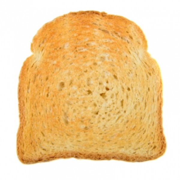 Booster plain toast