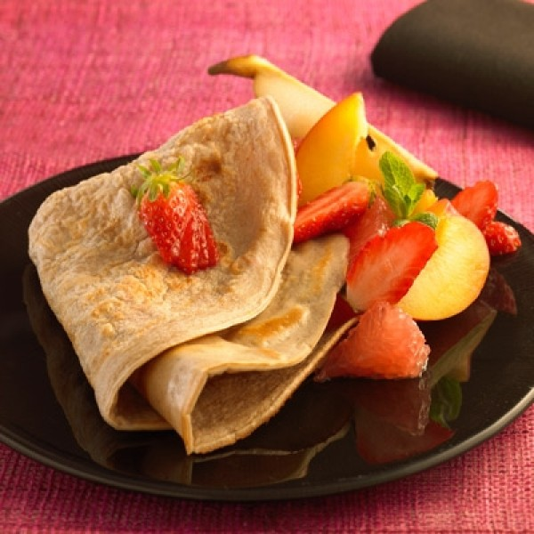 Booster Wholemeal pancake