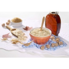 Apple Hazelnut flavored Porridge